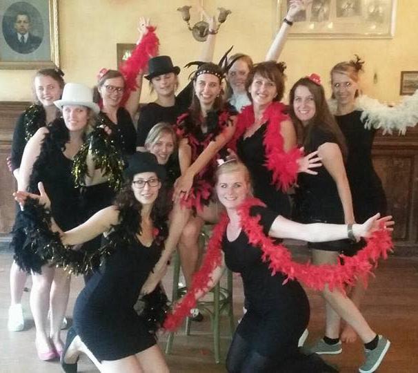 workshop burlesque eindhoven