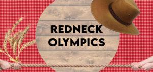 redneck olympics eindhoven