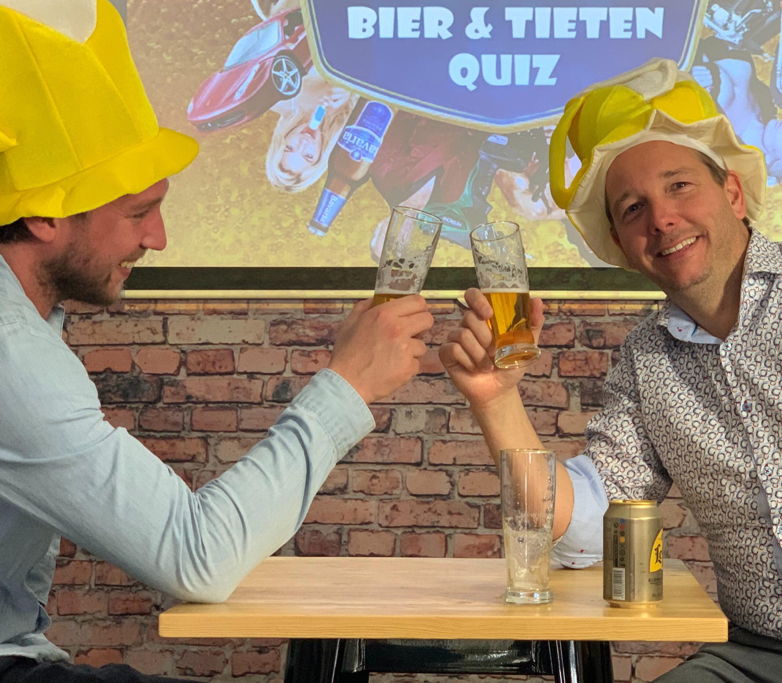 bier en tieten quiz vrijgezellenfeest