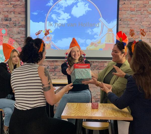Ik hou van Holland quiz - Top workshop, bedrijfsuitje