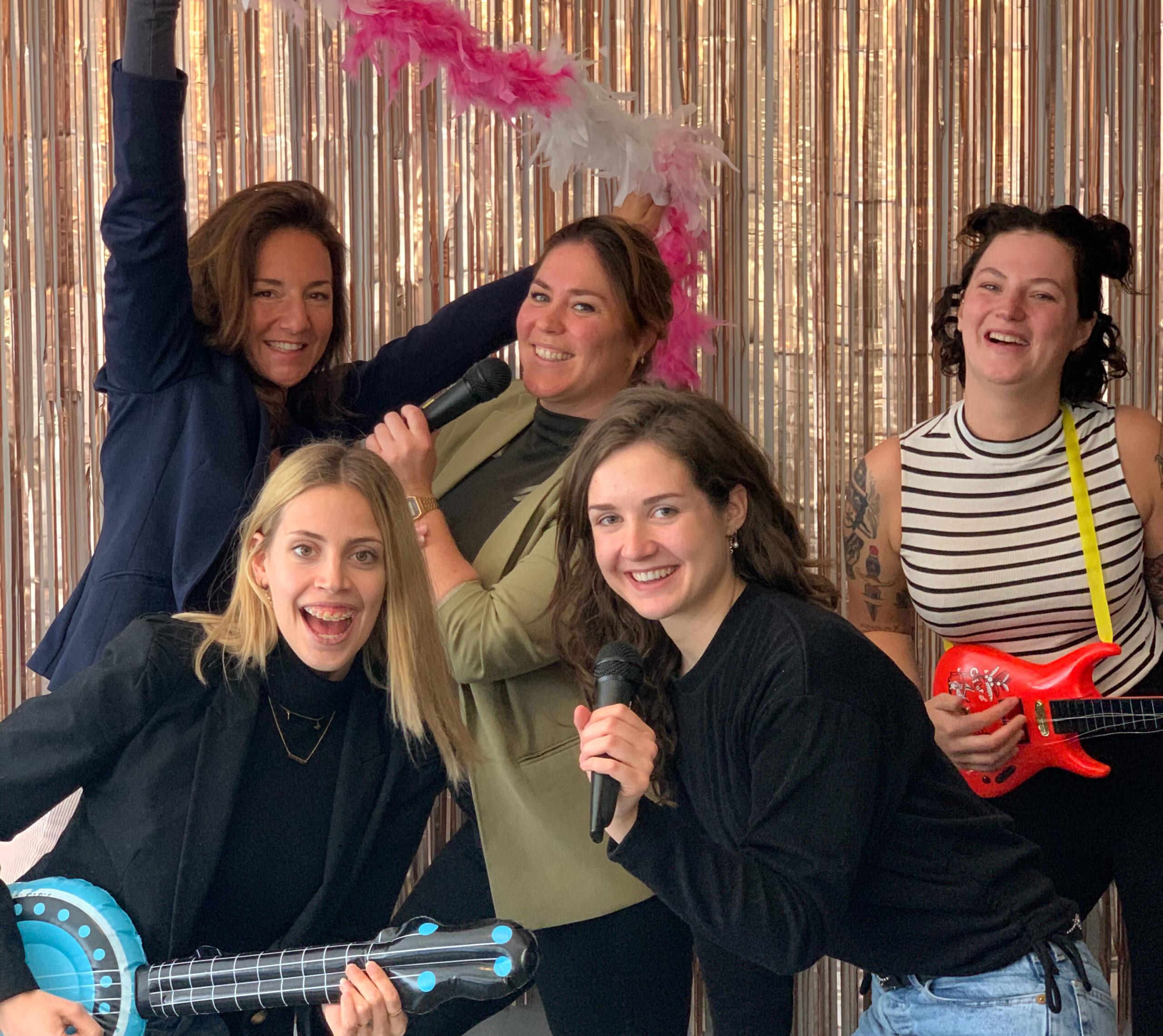karaoke vrijgezellenfeest
