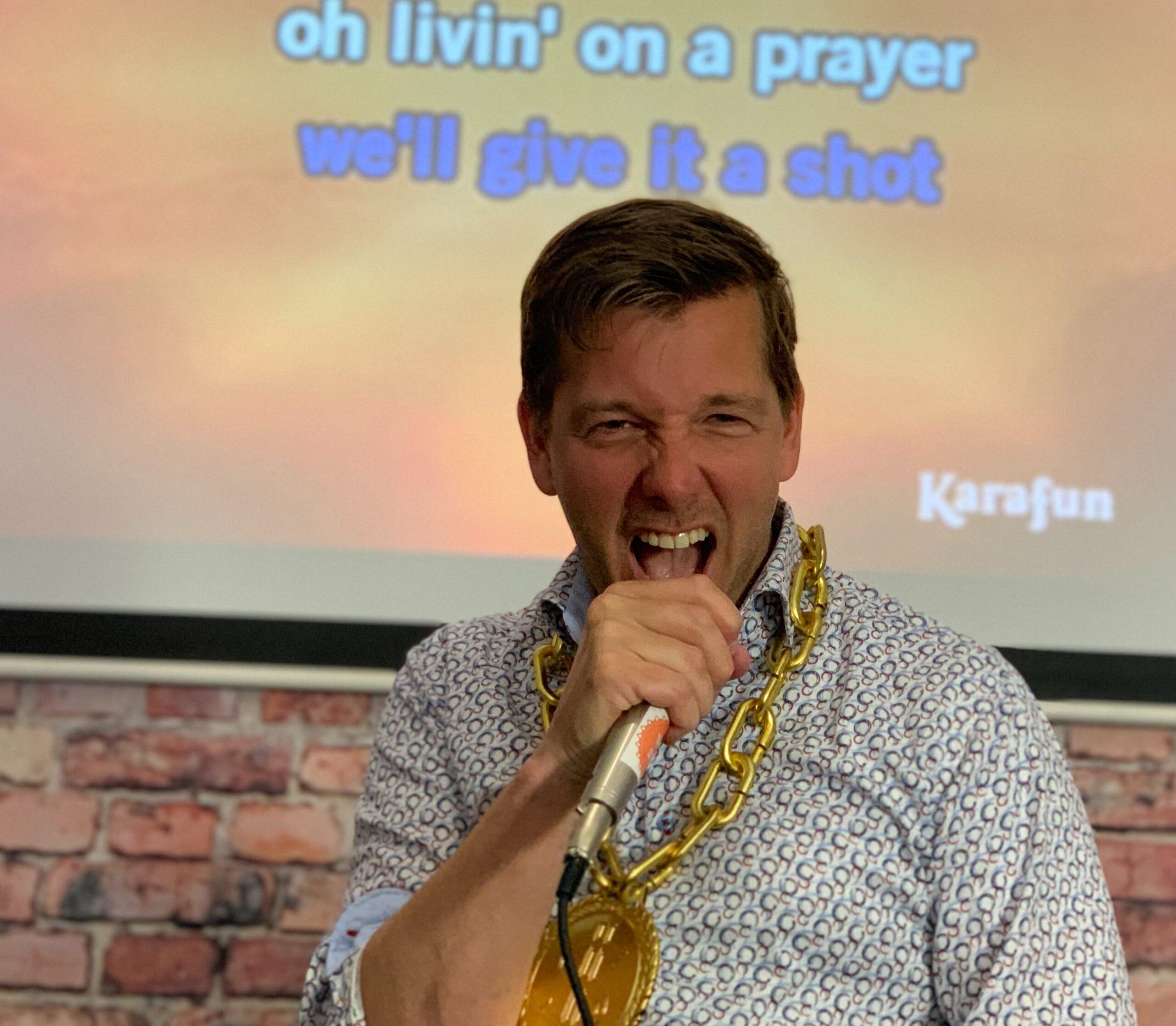karaoke uitje eindhoven